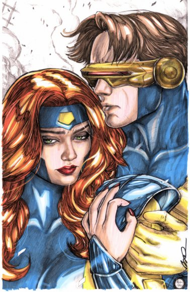 Jean Grey & Scott Summers