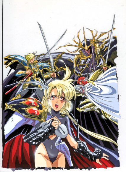 Legend of Langrisser